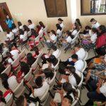 Capacitación a 120 jóvenes jóvenes líderes de centros educativos priorizados en Chiquimula