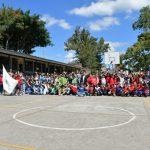 Inauguración de la Escuela de Vacaciones de la UPCV