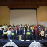 """Capacitación de """"Seguridad Cuidadana y Prevención"""" dirigida a la COMUPRE de Guatemala"""