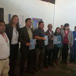 Entrega de Políticas de Prevención de violencia de Catarina, San Pedro Sacatepéquez y Ocos San Marcos