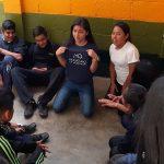 Conmemoración del Día Escolar de la No Violencia y la Paz.