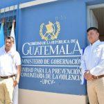Apertura de sede departamental de la UPCV en el departamento de Jalapa