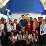 Apertura del ciclo escolar 2019 de los Centros Pirámide de Villa Canales y Villa Nueva