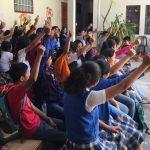 Escuelas Seguras imparte Talleres de Nutrición Afectiva