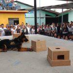 """Taller de """"Prevención al Consumo de Drogas"""" en Palín, Escuintla"""