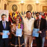 Entrega de la Política Pública Municipal de Prevención de la Violencia y el Delito de Quetzaltenango